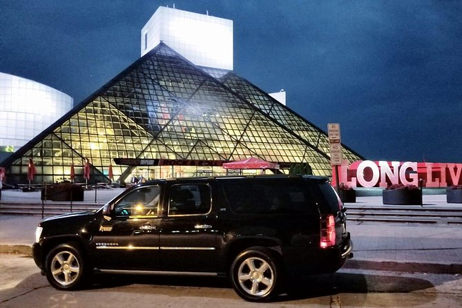 CLE Airport Transfer to Downtown Cleveland, Cleveland, OH, ESTADOS UNIDOS