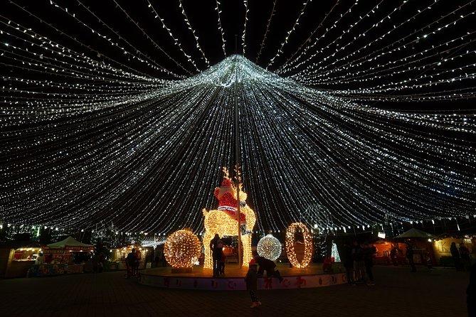 Magic Christmas Tour in Delicias, Chihuahua, MEXICO