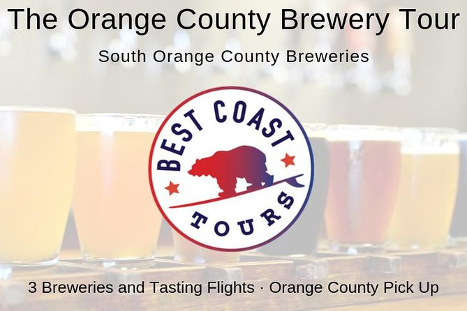 The South Orange County Craft Brewery Tour, Dana Point, CA, ESTADOS UNIDOS