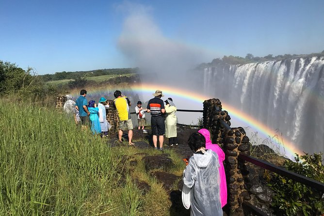 This is one package that combines the two most famous wildlife parks of southern Africa - the Hwange and the Chobe national parks. It also covers the majestic Victoria Falls and its array of activities.This is a private tour for most of the part and you will only mix with other travelers on the boat cruise and the meals places.<br>We take a minimum of two participants for this tour.