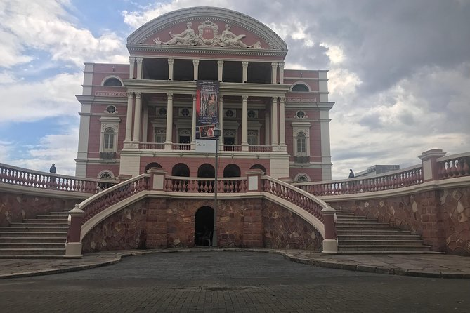 Historical City Tour, Manaus, BRASIL