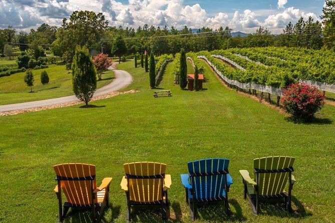North Carolina Winery Tour, Charlotte, NC, ESTADOS UNIDOS