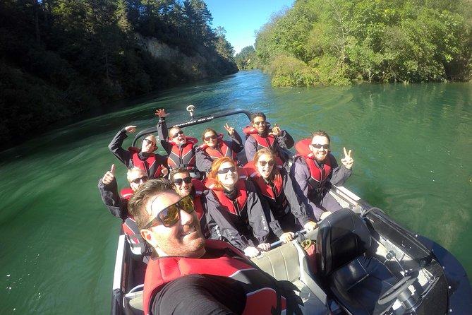 Waikato River Jet Boat Blast, ,
