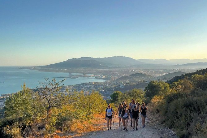 Best Málaga sunset Hike + Picnic, Malaga, Spain