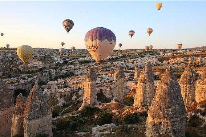 Are you ready to be fascinated? Then join this private tour for just live every moment of it. Göreme open air museum , Uçhisar castle , Kaymaklı underground city ( ozkonak ) and many others.