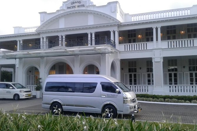 Private Roundtrip Transfer - Nadi Airport to Anchorage,First Landing,Vuda Hotels, ,