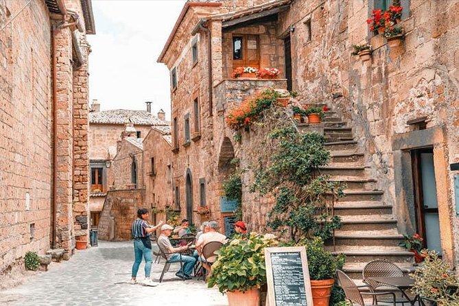 Orvieto and Civita di Bagnoregio from Civitavecchia - Private Tour, Lago de Bolsena, ITALIA