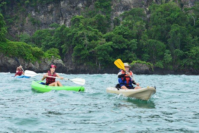 Manuel Antonio Kayaking & Snorkeling Tour, Quepos, Costa Rica