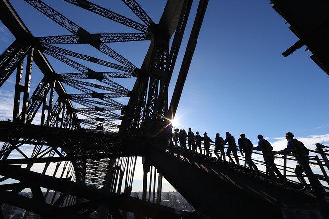 Escalada al puente de Sídney, Sidney, AUSTRALIA