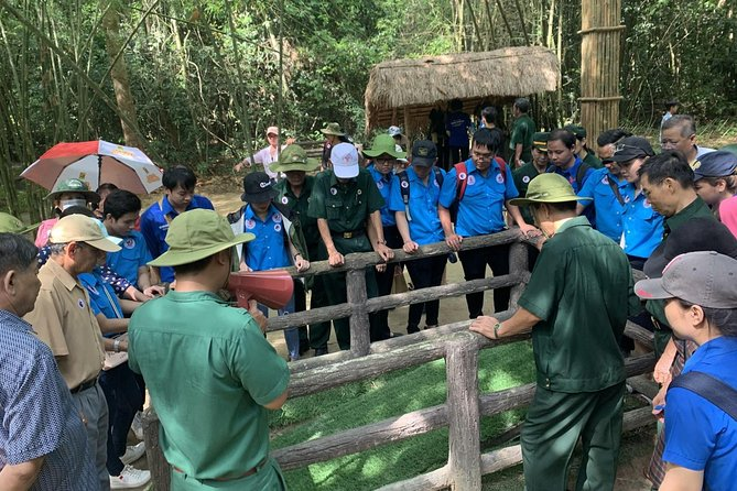 Cu Chi tunnels and Mekong Delta tour 1 day tour, Ho Chi Minh, VIETNAM
