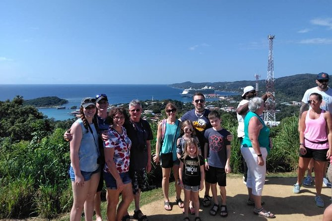 West End visit chocolate factory and Glass Bottom Boat excursion, Roatan, HONDURAS
