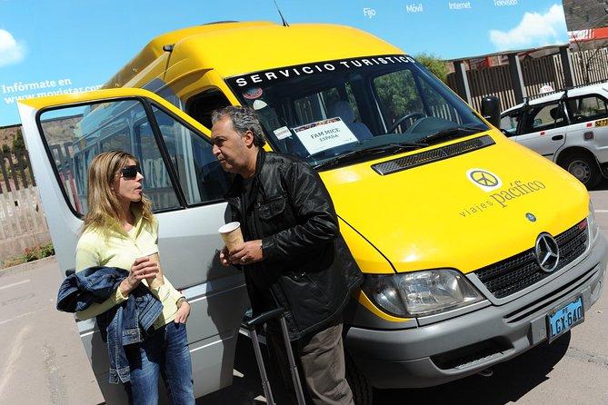 Cusco Airport Departure Transfer, Cusco, PERU