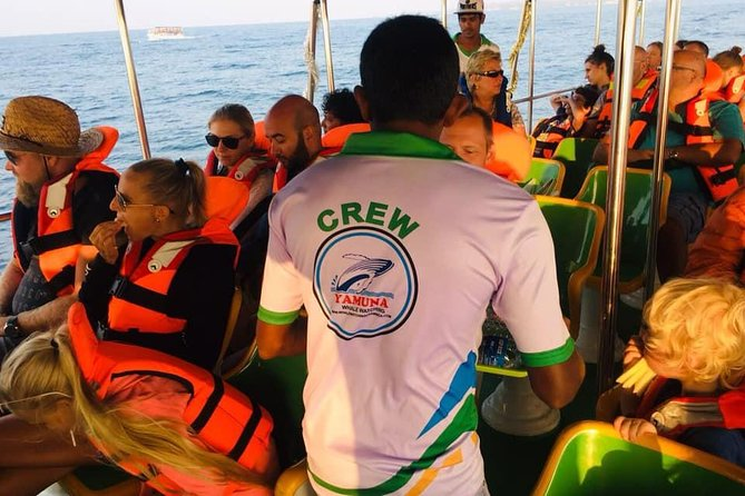 Whales and Dolphins Watching-Luxury Super Grade Cruiser, Galle, SRI LANKA