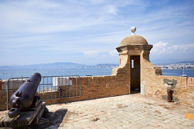 Excursión independiente de un día a la Ile Sainte-Marguerite desde Cannes en ferry, Cannes, FRANCIA