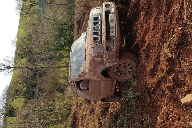 This is a unique activity where you get up close and personal with Devons unique forna and flora. You we also get to help recover vehicles if stuck (not compulsory), you get to drive off road and follow an experienced guide around the route.