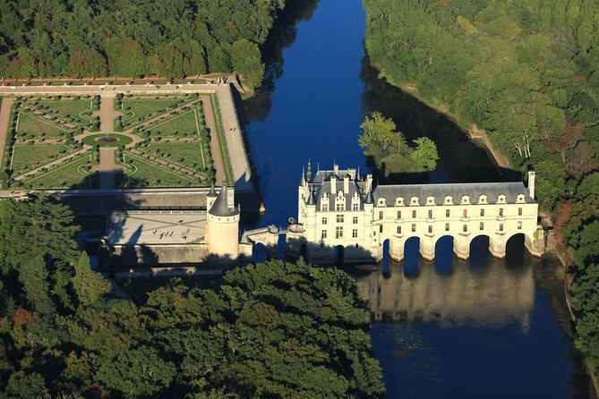 Take a one day trip from Paris to see four historic castles in the Loire Valley.<br><br>Tour includes 1st or 2nd Class rail tickets from Paris to the Loire Valley. Total tour day, including rail travel time, lasts approximately 13 hours.