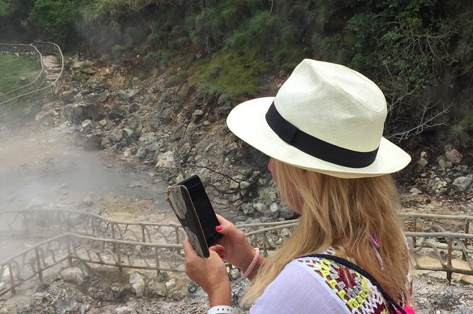 4 in 1 rain forest, blue river, volcano mud bath and hot springs, Playa Flamingo, COSTA RICA