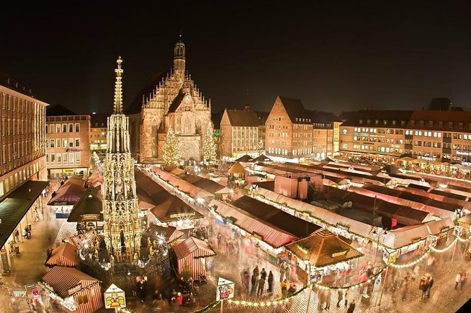 MAIS FOTOS, Nuremberg Old Town With Christmas Market Tour