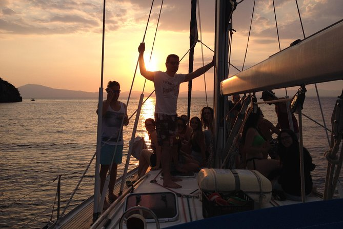 Private Sailing Parties and Events Cruise 4 or 8 Hours, Kalamata, GRECIA