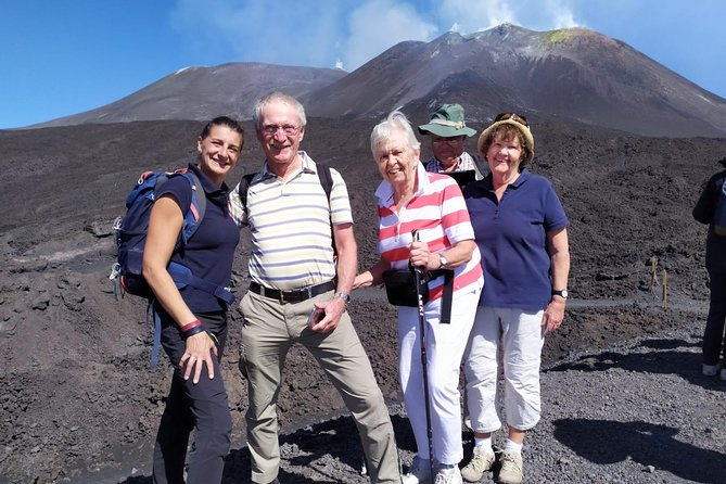 See a different side of Sicily with this tour of Mt. Etna. This excursion journeys to old craters and lava flow caves, perfect for the adventurous kind. Enjoy breathtaking views and taste typical local products, all while on the highest active volcano of Europe.