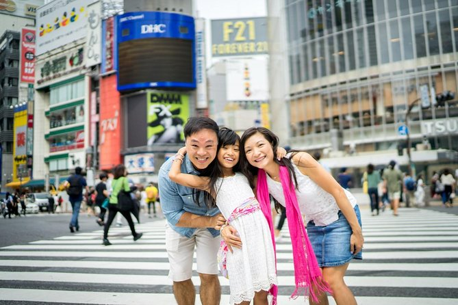 Tokyo Private Tour by Car / Van - Guide Option Available, Tokyo, JAPON