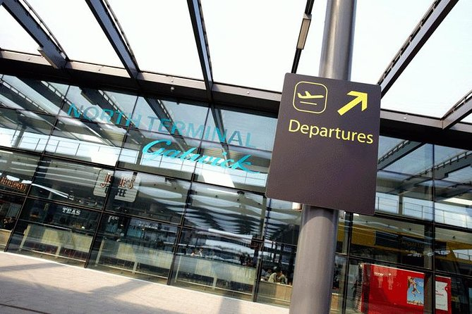 Private Port Arrival Transfer Southampton Cruise Terminals to Gatwick Airport, Southampton, ENGLAND