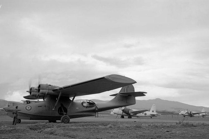 Lajes Air Base. Historical and Sightseeing Tour, Terceira, PORTUGAL