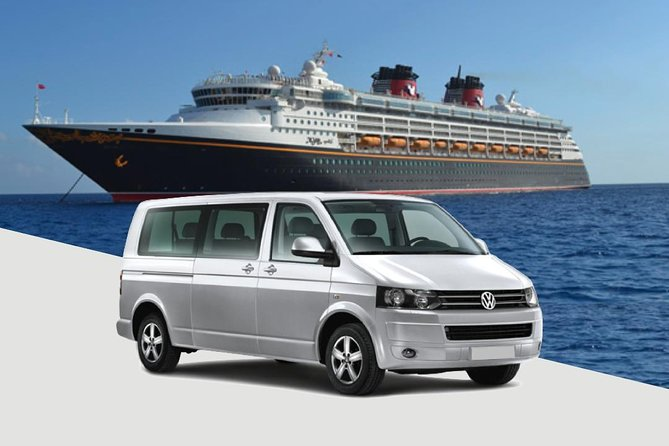 Book a private Minivan transportation service from Dover Cruise Terminals to London; select your preferred pick up time, and enjoy this hassle and worry free private transfer service, with lots of space for your luggage.