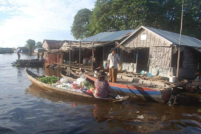Kompong Phluk Floating Village Tour (Group Tour), Angkor Wat, CAMBOYA
