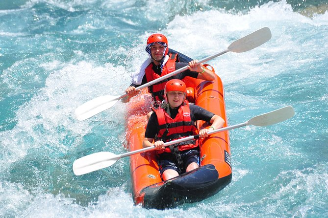 MÁS FOTOS, White-Water Rafting Experience from Side and Manavgat