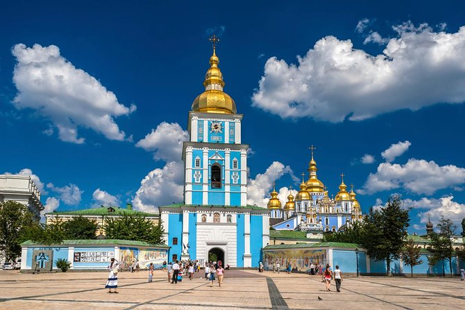 Private Kyiv City Tour by Car with Local Guide, Kiev, UCRANIA