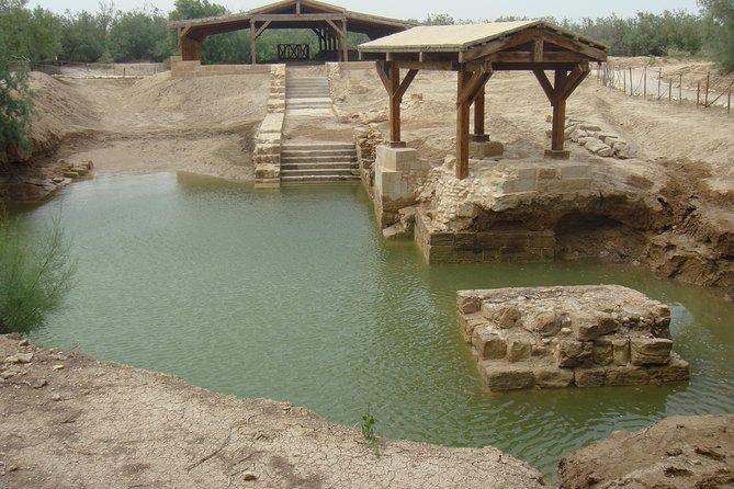 Day Tour - Madaba, Mount Nebo and Baptism Site, Aman, JORDANIA