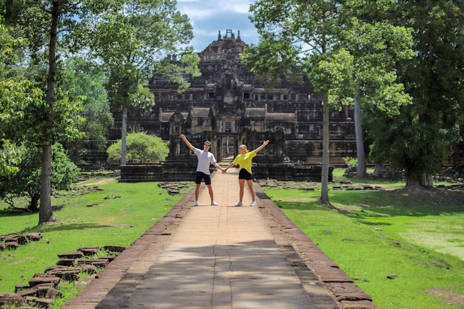 Angkor Wat Sunrise Guided Join-In Tour (Small Group), Siem Reap, CAMBOYA