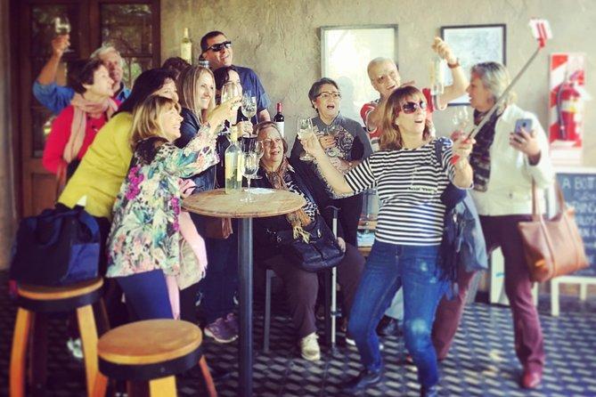 Experiencias Zona Malbec - Un Dia De Burbujas !!!, Mendoza, ARGENTINA