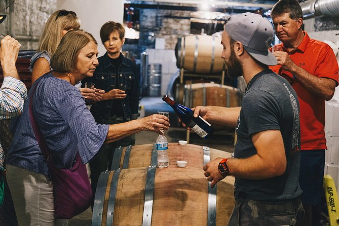 This two hour tour will feature desserts from three amazing businesses along with 4 tastings of wine as well as a behind the scenes tour of an urban winery.