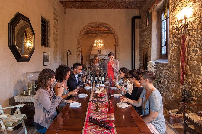 MORE PHOTOS, Wine Tasting inside a magnificent Tuscan Renaissance Villa