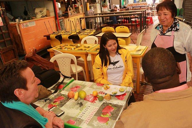Tour Gastronómico en La Candelaria, Bogota, COLOMBIA