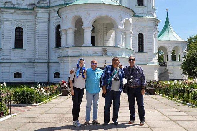 Private Full-Day Chernihiv Tour from Kyiv, Kiev, UCRANIA
