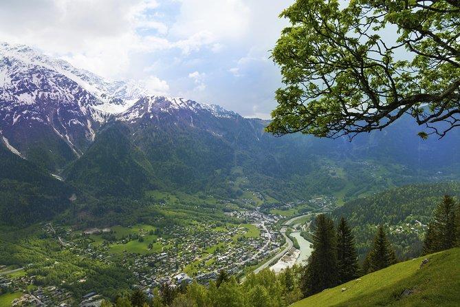 Traslado compartido para salidas: desde hoteles de Chamonix al aeropuerto de Ginebra, Chamonix, FRANCIA