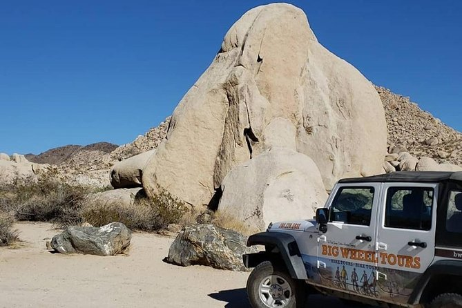 Just north of Palm Springs lies one of nature's majestic creations, Joshua Tree National Park. In the comfort of an enclosed, climate-controlled vehicle your guide will take you on an extensive tour through the stunning rock formations and otherworldly landscape of the Mojave Desert.
