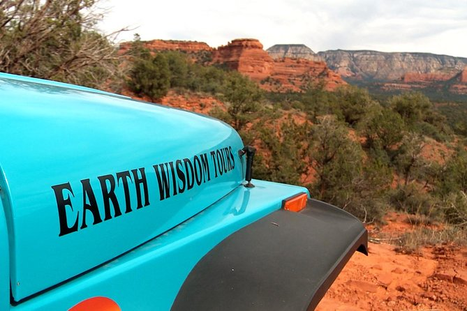 Sacred Wheel Jeep Tour, Sedona y Flagstaff, AZ, ESTADOS UNIDOS