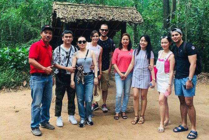 Excursão de meio dia para grupos pequenos pelos Túneis de Cu Chi saindo da Cidade de Ho Chi Minh, Ho Chi Minh, VIETNAME