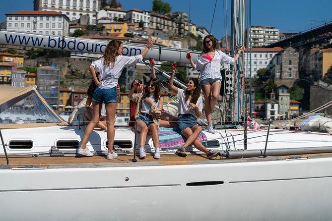 Douro Sailing Boat Tour, Oporto, PORTUGAL