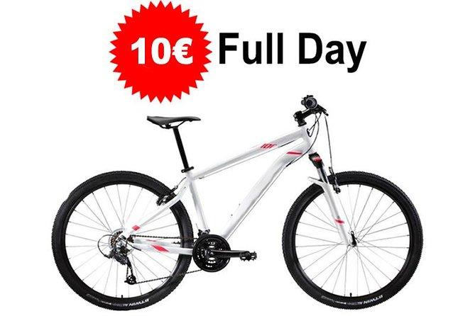Mountain Bike Full Day 10€, Fuerteventura, Spain