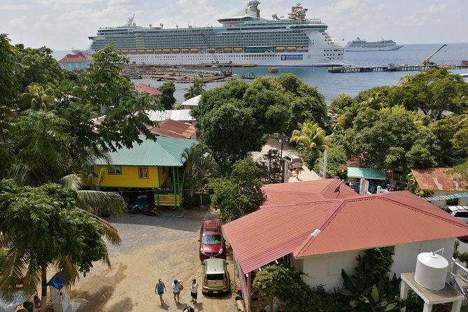 Roatan Private Tour: Shopping, Sightseeing and Beach Tour, Roatan, Honduras