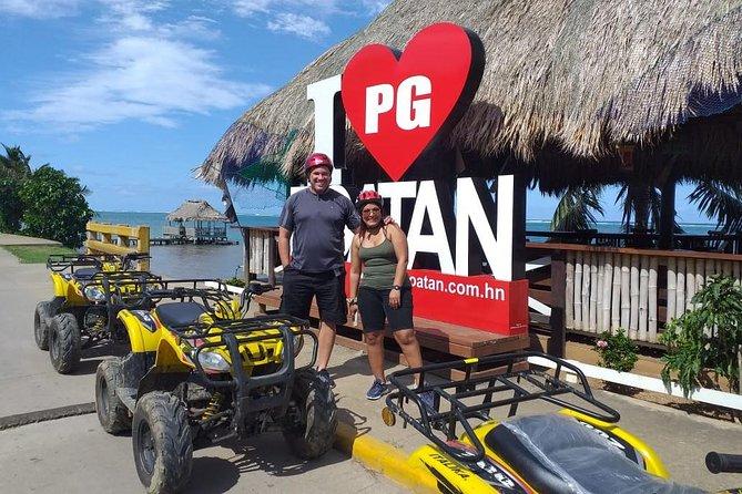 Recorrido privado VIP de estilo libre en Roatán, Roatan, HONDURAS