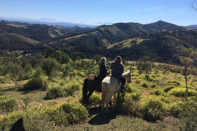 MÁS FOTOS, Exclusive Horseback Riding from Paraty with Pic-nic at Belvedere