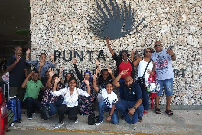 Traslado privado de ida y vuelta desde el aeropuerto de Punta Cana, Punta de Cana, REPUBLICA DOMINICANA