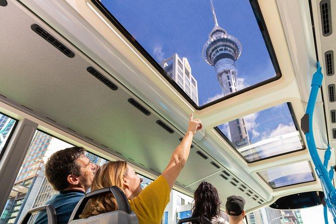 Auckland Explorer: Hop-on Hop-off Tour Including Free Ferry, Auckland, New Zealand