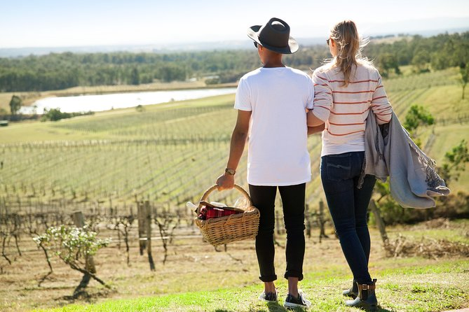 Audrey Wilkinson Vineyard: Picnic with Wine Masterclass Tasting, Hunter Valley, AUSTRALIA